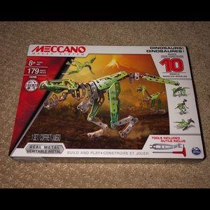 Meccano Build & Play - Dinosaurs